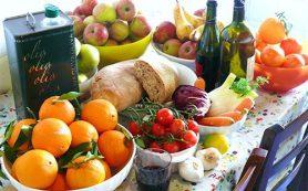 Средиземноморская диета продлевает жизнь, начинать можно даже в преклонном возрасте