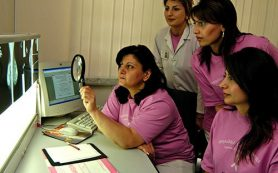 Ложноположительный результат скрининга рака молочной железы говорит о повышенном риске болезни