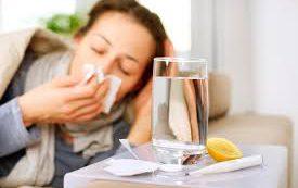 Лечение при гриппе