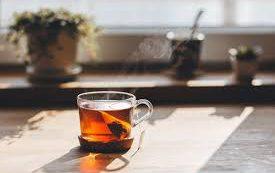 Чай уменьшает запах изо рта