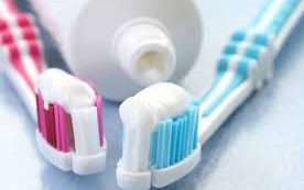 Сравнительное исследование зубных паст, содержащих аминофторид и фторид натрия