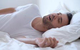 Рассеянный склероз связали с апноэ во сне