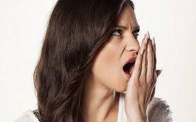 Установлена причина дурного запаха изо рта