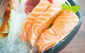 Жирная рыба полезнее постной