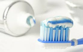 Что внутри зубной пасты