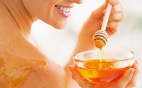 Мед поможет при ожогах