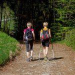 Скандинавская ходьба уменьшает негативные последствия рака молочной железы
