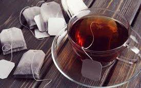 Чайные пакетики признаны источником опасных частиц пластика