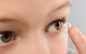 Контактные линзы нового типа для лечения близорукости у детей появятся в аптеках США