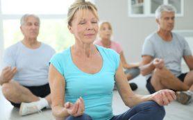 Йога помогает победить депрессию