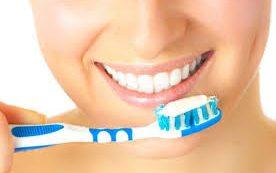Зубная паста и здоровые зубы