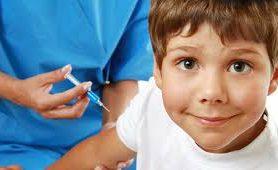Невидимая татуировка – «метка» для детей, прошедших вакцинацию