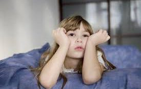 Как недостаток сна влияет на психику детей