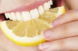 Лимоны становятся причиной кариеса