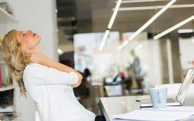 Спасти свою спину: простые упражнения, которые помогут после целого дня в офисе