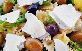 Средиземноморская диета улучшает микробиом кишечника