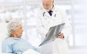 В пожилом возрасте пневмония опаснее перелома тазобедренного сустава