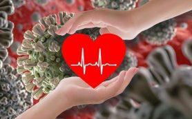 Первые признаки COVID-19 могут быть почти неотличимы от симптомов болезней сердца