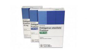 Сочетание дабигатрана с некоторыми антиаритмическими препаратами опасно