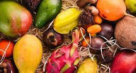 Экзотические фрукты полезны для нас?