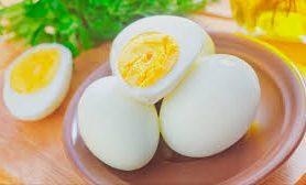 Вред и польза яиц