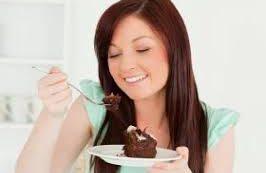 Сладости при похудении