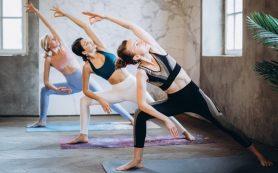 Как йога способствует снижению веса