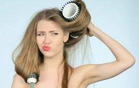 Как правильно расчесывать мокрые и сухие волосы?