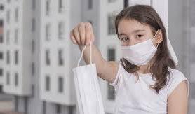 Как и когда должны носить маски дети