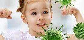 Как повысить защиту от инфекций у ребёнка