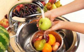 Как правильно мыть фрукты и овощи?