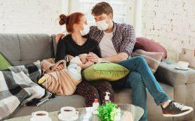 Как высок риск заражения COVID-19 от членов семьи